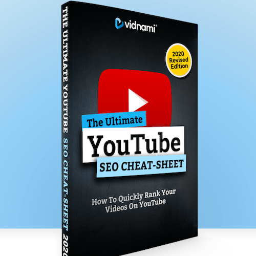 YouTube SEO Cheat-Sheet